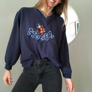 Vintage 90's Tigger sweatshirt
